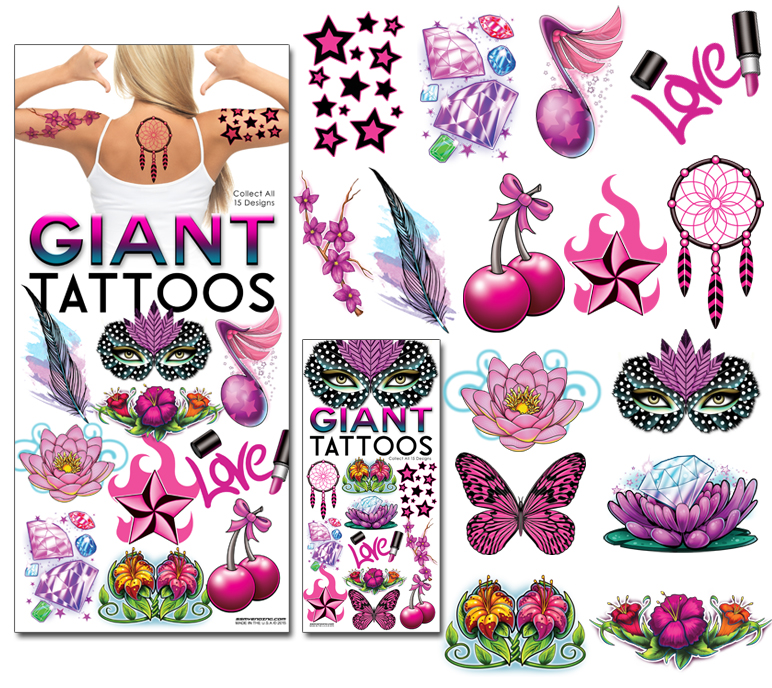 Tattoos_Giant Girls2