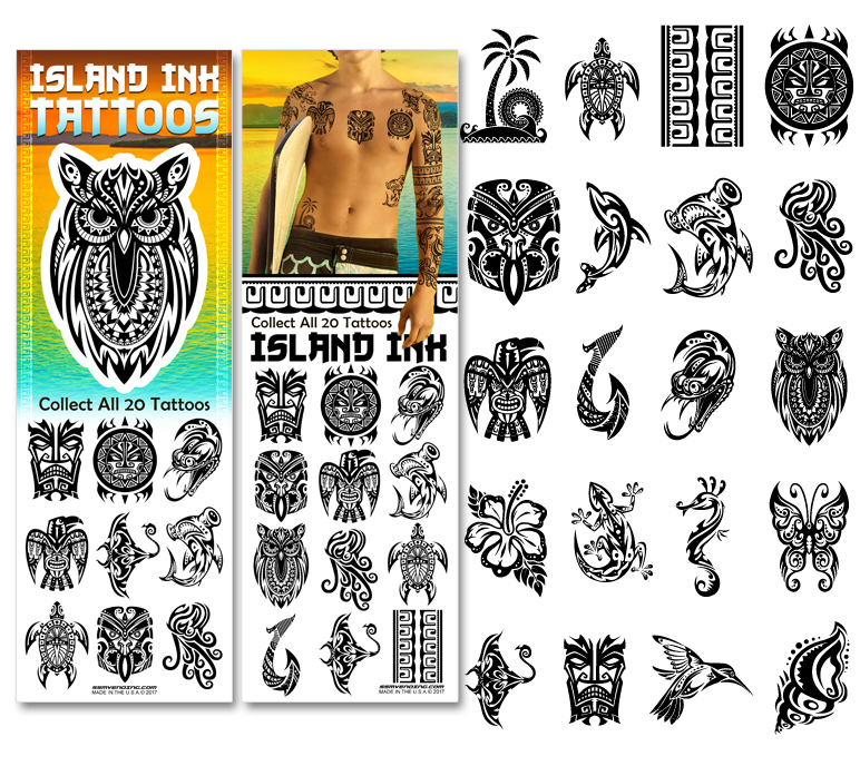 Tattoos_Island Ink