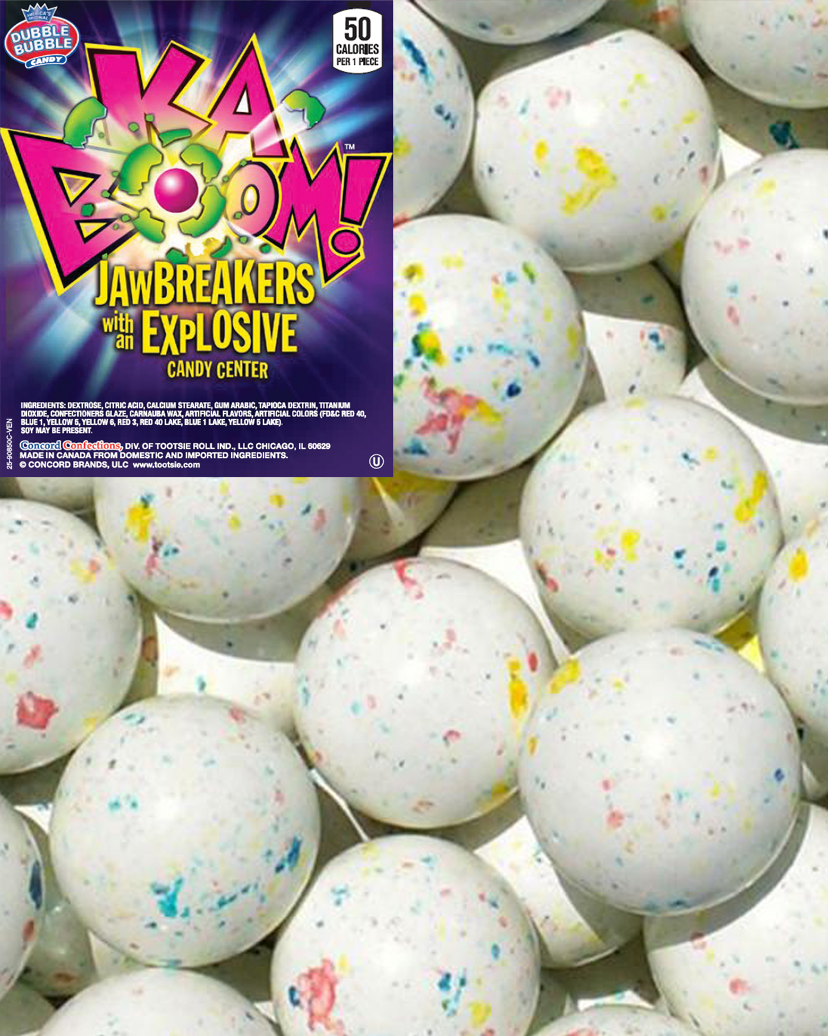 KABOOM JAW BREAKERS