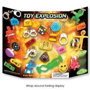 NEW! TOY EXPLOSION